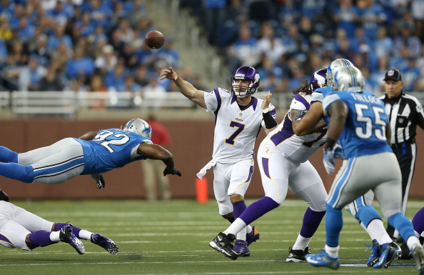Vikings Special Teams Knockout Lions in 20-13 Win in Detroit
