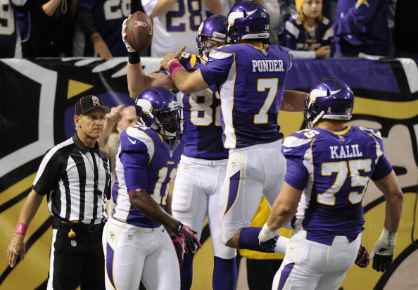 Harvin and the D Lead the Charge in Vikings 30-7 Win Over Titan…
