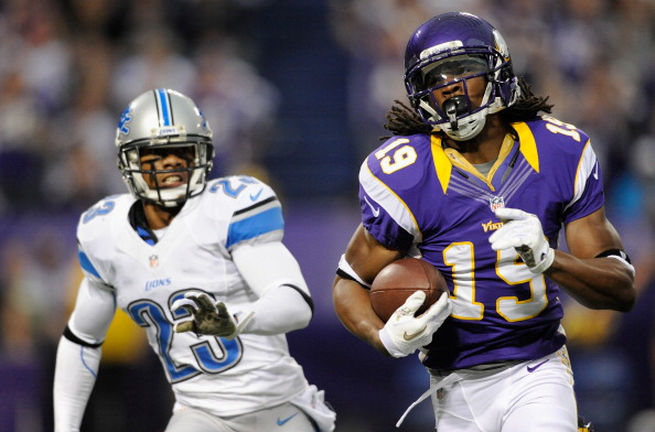 Peterson Pushes Vikings to 6-4 with 34-24 Win Over Lions