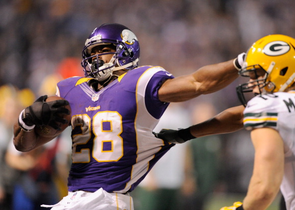 Peterson Powers the Vikings to the Playoffs; Sets Up Rematch wi…