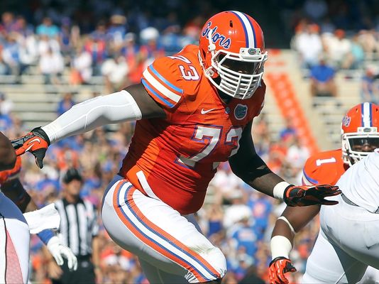 Vikings Take Florida DT Shariff Floyd In First Round