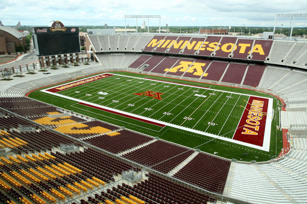 Vikings To Play Next Two Seasons At TCF Bank Stadium