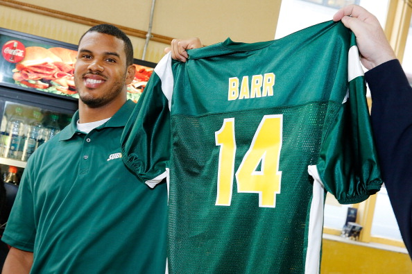 Minnesota Vikings Take OLB Anthony Barr w/ 9th Pick In Draft