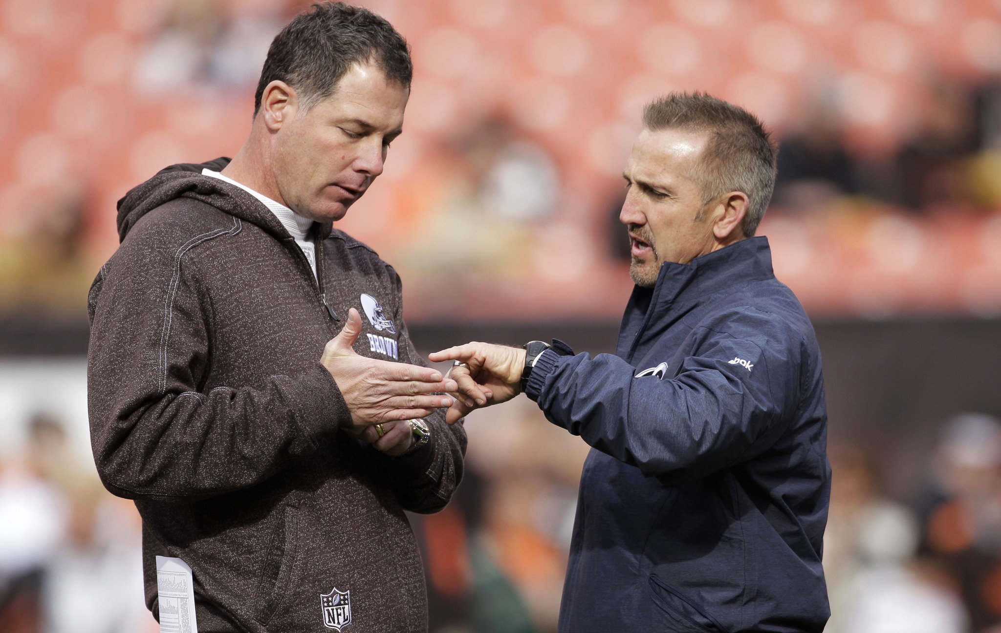 Giants Expected to Hire Vikings Offensive Coordinator Pat Shurmur As New Coach
